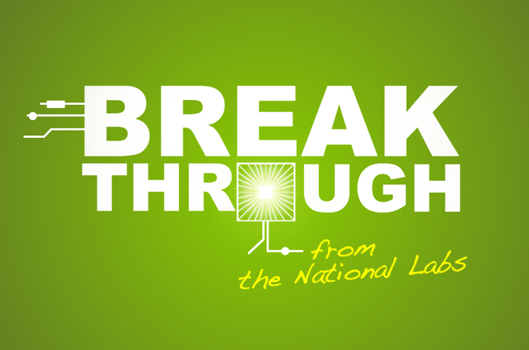 Breakthrough from the National labs