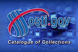 Catalogue of OSTI Collections