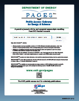 DOE PAGES Beta