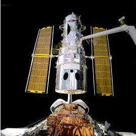 Hubble Space Telescope Courtesy of NASA