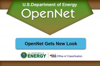 OpenNet gets a new look