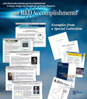 Download the R&D Accomplishments poster