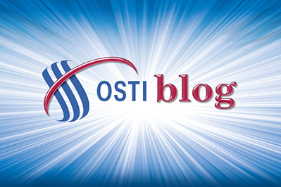 New Design for OSTIblog