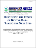 Harnessing the Power of Digital Data: Taking the Next Step