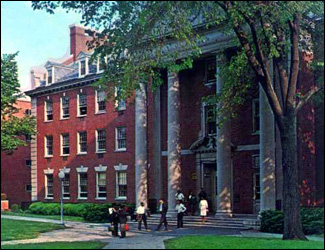 Howard University Chemistry Building on Main Campus