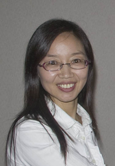 Chinese classroom instructor Dr. Shuya Che arrives at CCCC