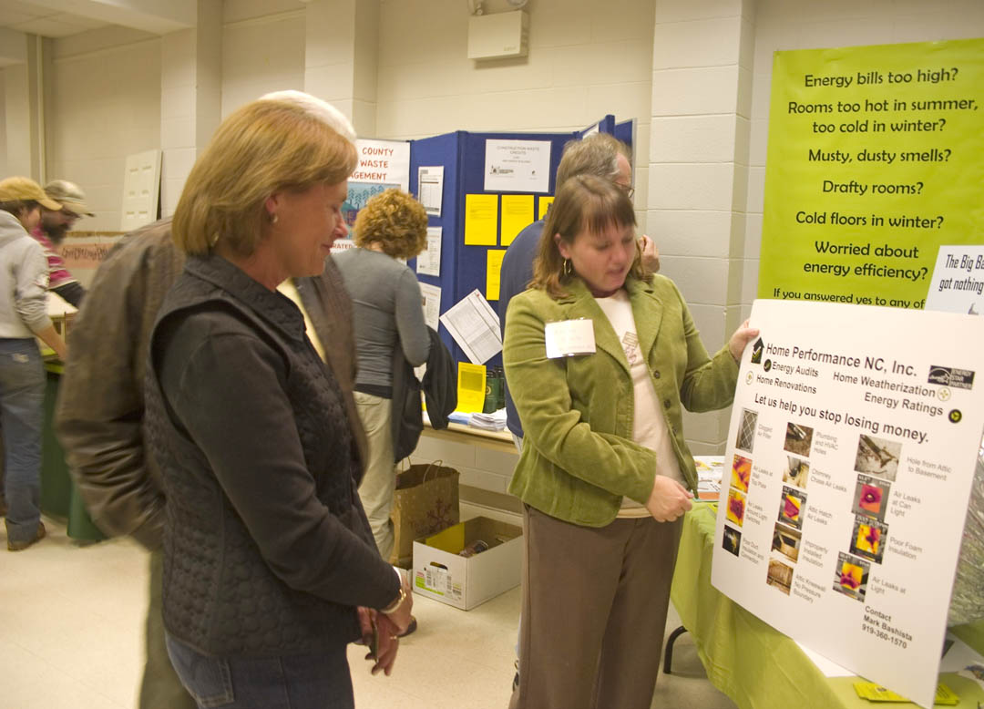 CCCC-Chatham hosts Celebrate Green Central