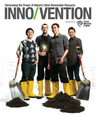 Time Warner Cable Inno/Vention Competition winners