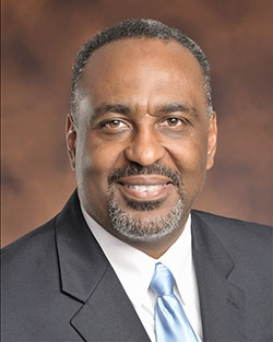 Alumnus Michael Colbert, Deputy Dir., DOE Office of Diversity and Inclusion