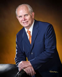 University of Florida President Bernie Machen