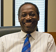 Martin Clark, Asst. Vice President for Student Life and Dean of Students