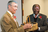 ISU Seed Science Center, Univ. of Nairobi establishes African seed institute
