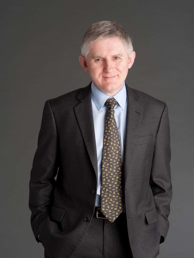 Dr. Patrick G. O'Shea, Vice President and Chief Research Officer