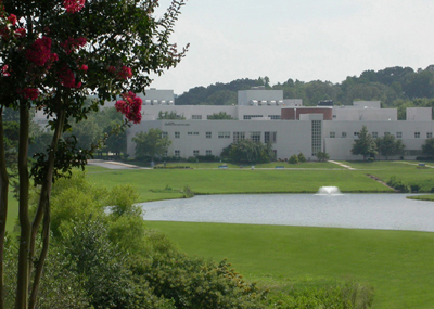 Pellissippi State's Main Campus in Knoxville, TN