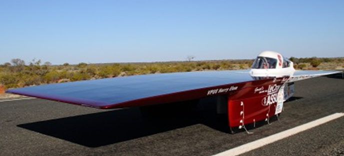 Stanford's Solar Car Project