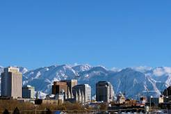 Salt Lake City, a stunning college town