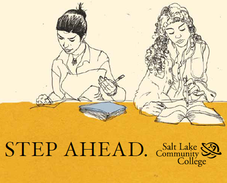 Step Ahead magazine promotes workforce development and informs the community