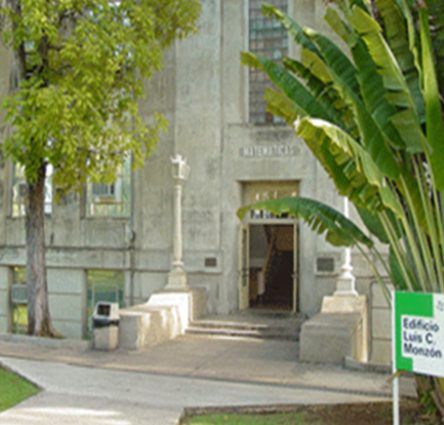 Department of Mathematical Sciences at UPR Mayaguez