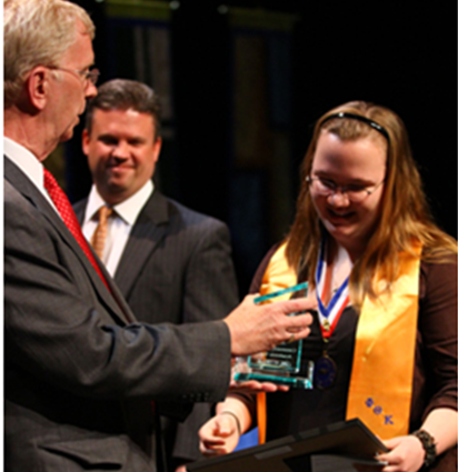 Pellissippi State recognizes outstanding students