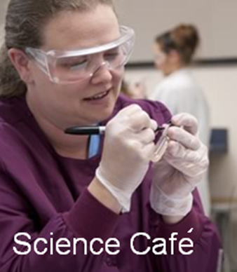 ACC's Science Cafe Discussion Series is free to the public
