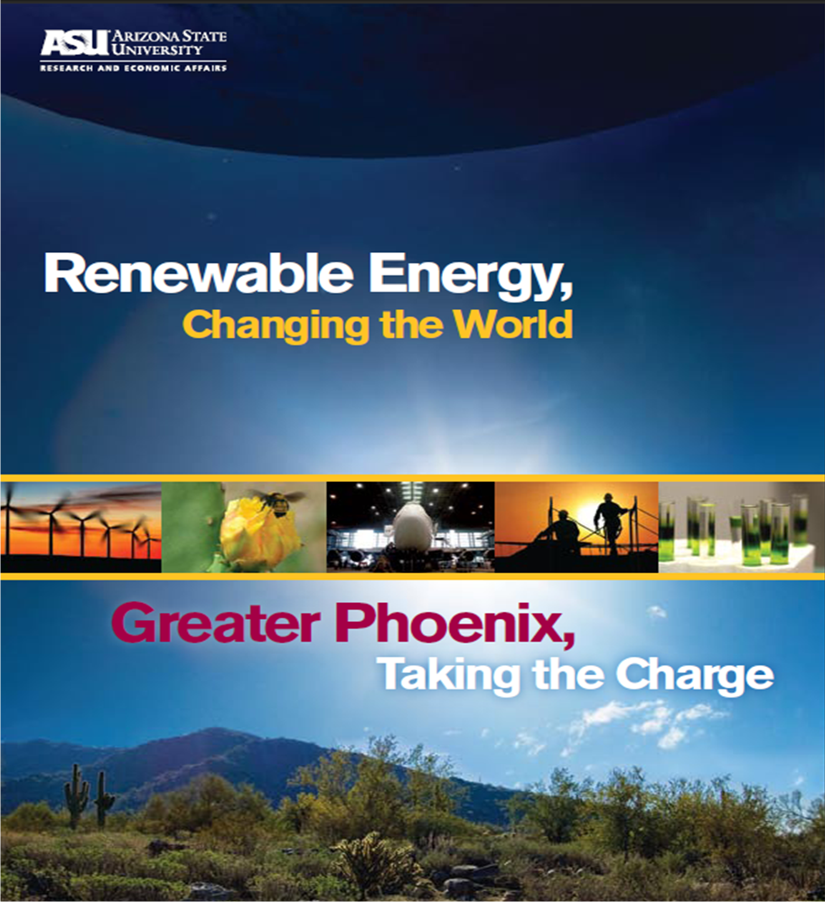 Renewable Energy Cluster - Greater Phoenix