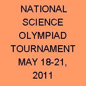National Science Olympiad - New Horizons of Discovery