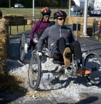 UPR Humacao gets first place in NASA Great Moonbuggy Race