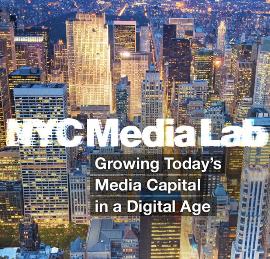 NYC Media Lab portal will link academic and media busniess worlds