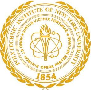 New Polytechnic Institute of New York University logo