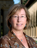 GCEP Director Sally Benson announces energy storage research award
