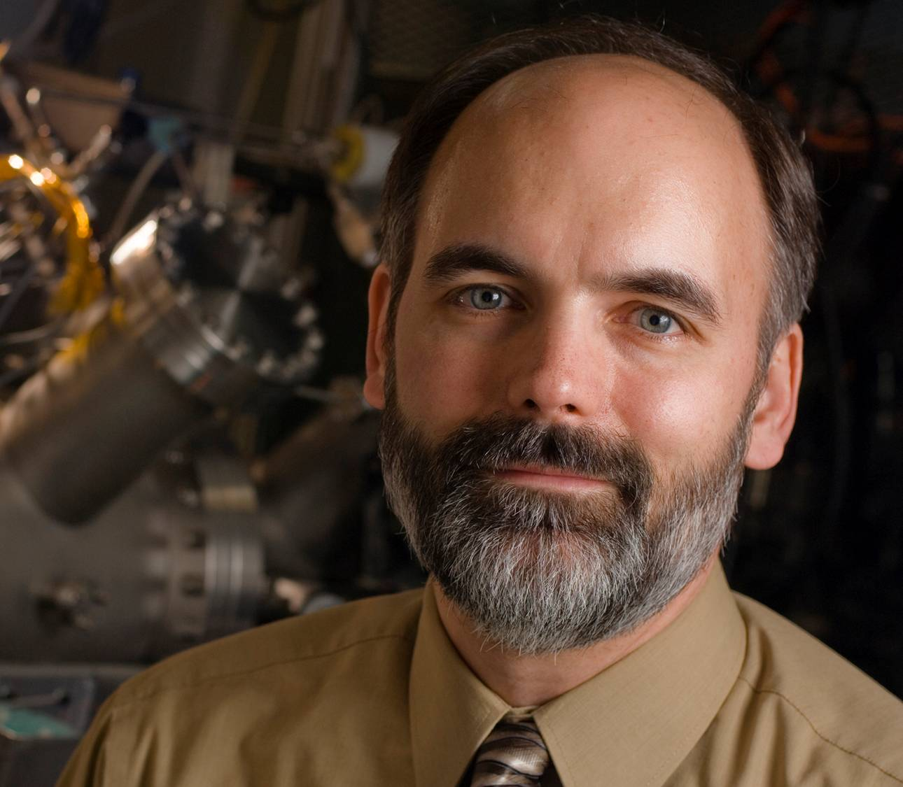 Dist. Prof. Bradley Sherrill hosts FRIB's international scientists works