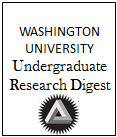 Washington University Undergraduate Research Digest