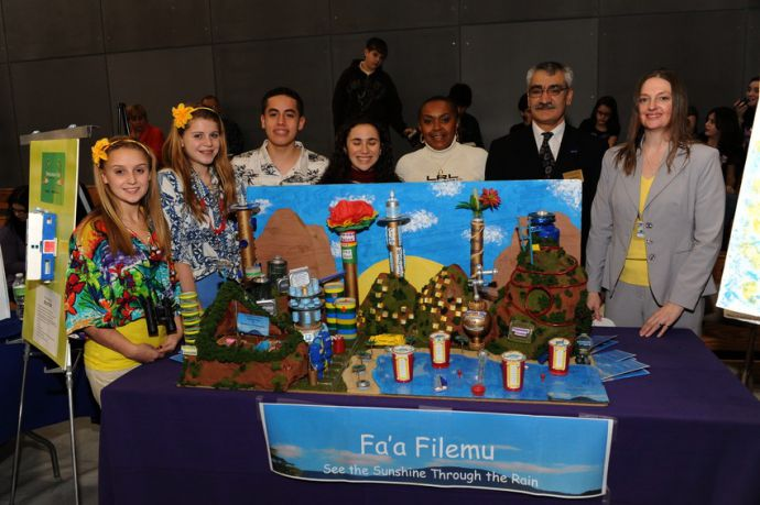 Islip Middle School wins first place in Future City 2010