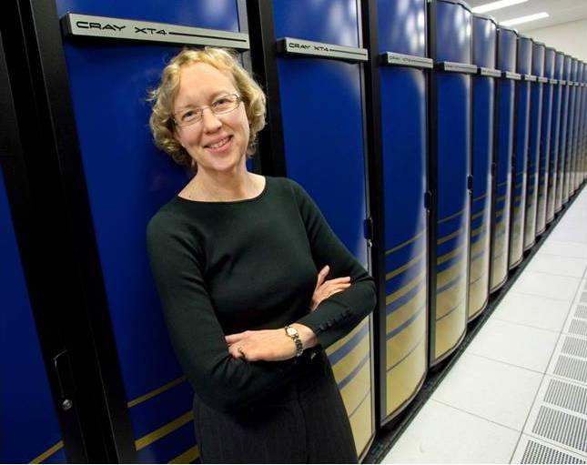 DOE profiles Women @ Energy - Read about Prof. Kathy Yelick and other UC