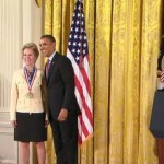 Berkeley Alumna Frances Arnold Wins National Medal of Technology and Innovation