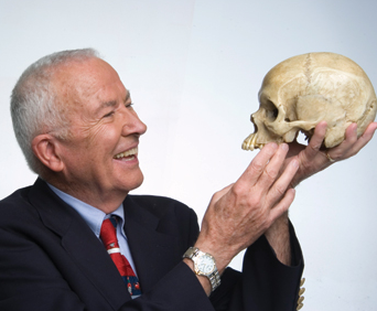 Forensic Anthropology as Pioneered by Bill Bass
