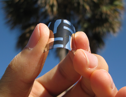 New breakthrough shows promise for affordable plastic solar energy cells
