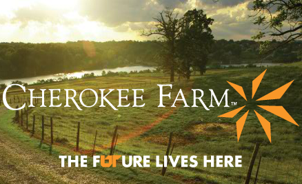 Cherokee Farm - A living laboratory for collaborative research