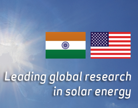 $125 million U.S.-India Initiative for Clean Energy drives expansion of WUSTL's