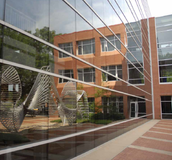 The Fluor Daniel Engineering Innovation Building