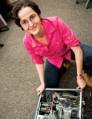 Researcher drives interest in cutting-edge field of parallel computing