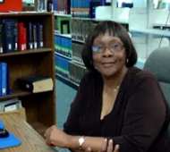 Dr. Rebecca Batson, William C. Jason Library dean