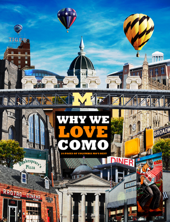 Columbia's best, Mizzou Magazine