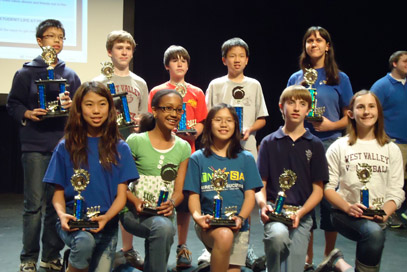 2011 TN Middle School Math Competition held at Pellissippi State
