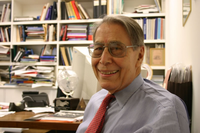 Remembering Dr.George Bulgliarello, President Emeritus