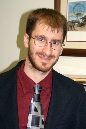 Braden Goddard wins DOE Student Award for Innovative Fuel Cycle Research