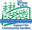 Come grow with us: Support the Community Garden