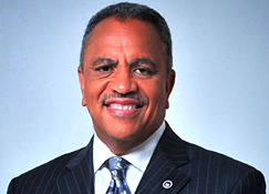 Sidney A. Ribeau, Ph.D., the 16th President of Howard University