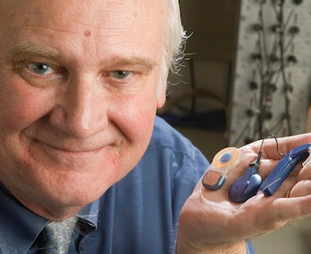 Cochlear Implant Pioneer Blake Wilson to Receive Lasker Award