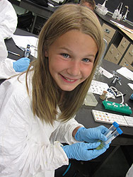 Science-U is dedicated to advancing science literacy in youth